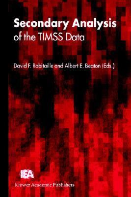 Secondary Analysis of the TIMSS Data   2002 9781402008603 Front Cover