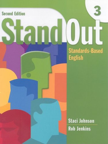 Stand Out Standards-Based English 2nd 2008 edition cover
