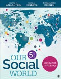 Our Social World Introduction to Sociology 5th 2016 edition cover