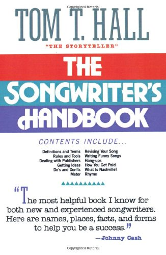 Songwriter's Handbook  2001 9781558538603 Front Cover