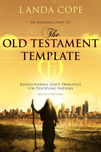 Introduction to the Old Testament Template Rediscovering God's Principles for Discipling Nations 2nd 2011 edition cover
