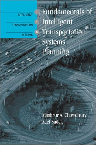 Fundamentals of Intelligent Transportation Systems Planning   2003 edition cover