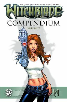 Witchblade Compendium Volume 2   2008 edition cover