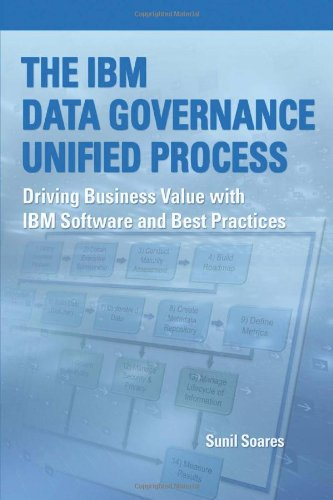 IBM Data Governance Unified Process Driving Business Value with IBM Software and Best Practices  2015 edition cover