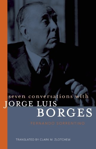 Seven Conversations with Jorge Luis Borges   2009 edition cover