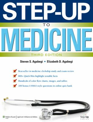 Step-Up to Medicine  3rd 2013 (Revised) edition cover
