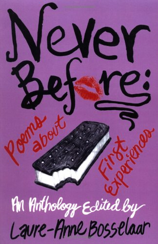 Never Before Poems about First Experiences  2005 edition cover
