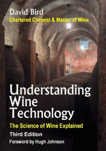 Understanding Wine Technology The Science of Wine Explained 3rd 2010 edition cover