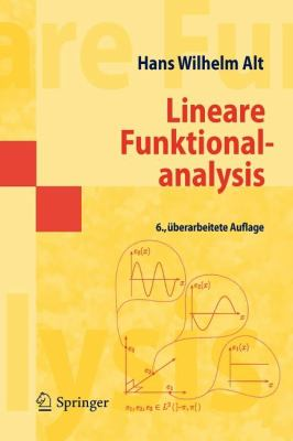 Lineare Funktionalanalysis  6th 2012 edition cover