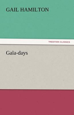 Gala-Days N/A 9783842442603 Front Cover