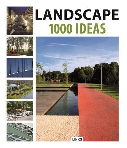 Landscape 1000 Ideas:   2013 edition cover