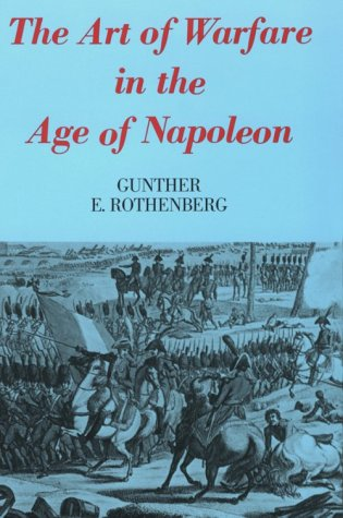 Art of Warfare in the Age of Napoleon  N/A edition cover