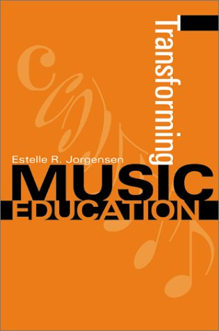 Transforming Music Education   2002 edition cover