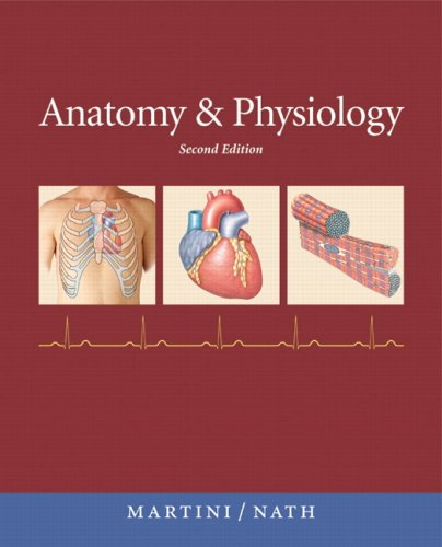 Anatomy and Physiology with IP-10  2nd 2010 edition cover
