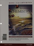 Introductory Chemistry, Books a la Carte Plus MasteringChemistry with EText -- Access Card Package  5th 2015 edition cover
