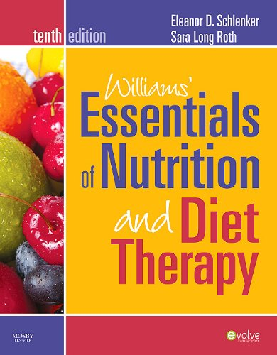 Williams' Essentials of Nutrition and Diet Therapy  10th 2010 edition cover