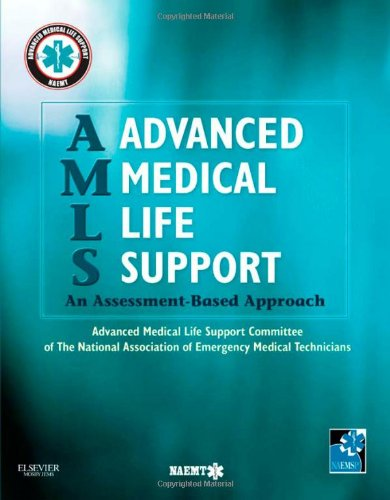 Advanced Medical Life Support An Assessment-Based Approach  2011 edition cover