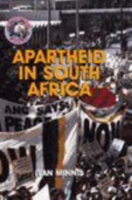 Apartheid in South Africa (Troubled World) N/A edition cover