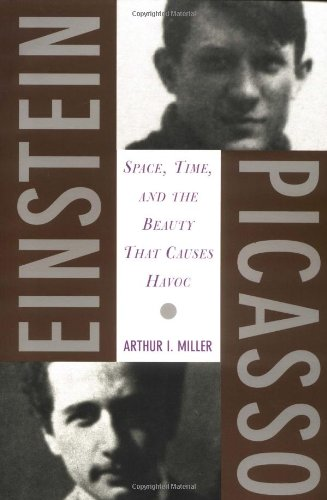 Einstein, Picasso Space, Time and the Beauty That Causes Havoc  2002 edition cover