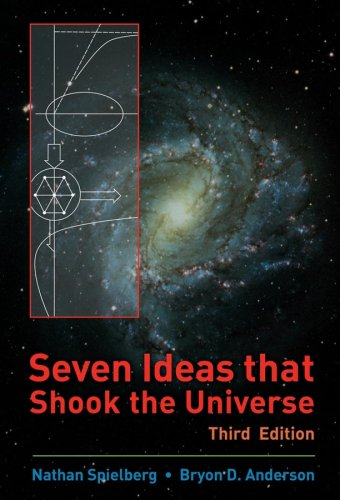 (WCS)Seven Ideas that Shook the Universe  3rd 2007 edition cover