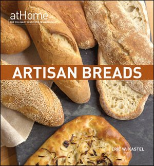 Artisan Breads at Home   2010 edition cover
