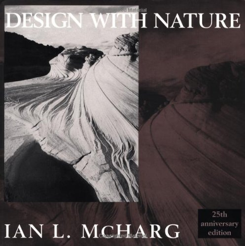 Design with Nature  25th 1995 edition cover