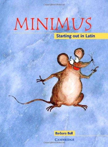 Starting Out in Latin   1999 (Student Manual, Study Guide, etc.) edition cover