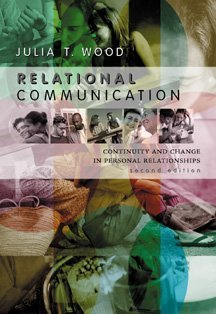 Relational Communication Continuity and Change in Personal Relationships 2nd 2000 (Revised) edition cover