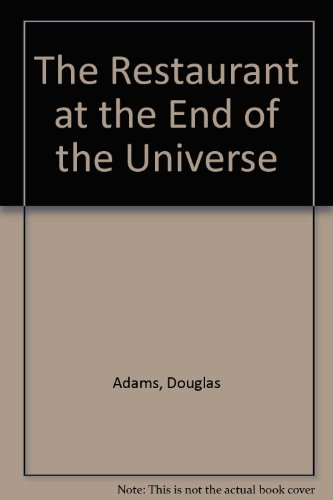 Restaurant at the End of the Universe  N/A 9780671701604 Front Cover