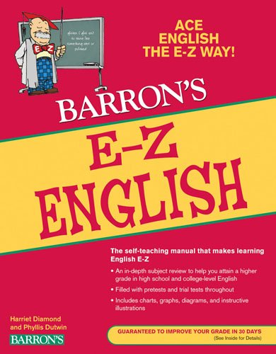 E-Z English  5th 2009 (Revised) edition cover