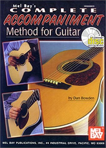 Complete Accompaniment Method for Guitar   2001 9780786641604 Front Cover