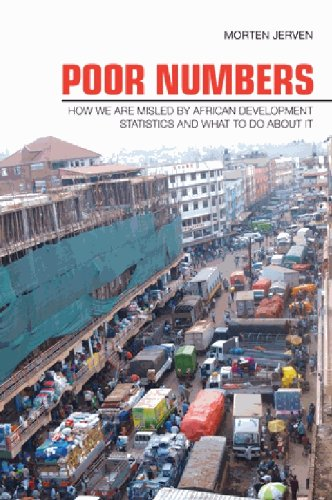 Poor Numbers How We Are Misled by African Development Statistics and What to Do about It  2013 9780801478604 Front Cover