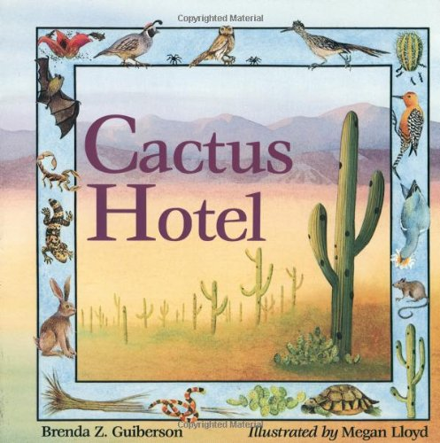 Cactus Hotel   2011 (Revised) edition cover