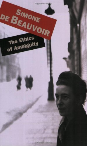 Ethics of Ambiguity  N/A edition cover