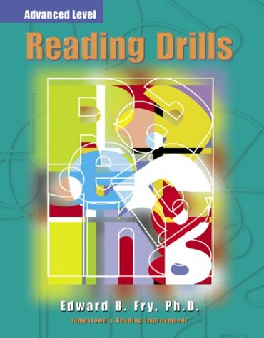 Reading Drills   2000 edition cover
