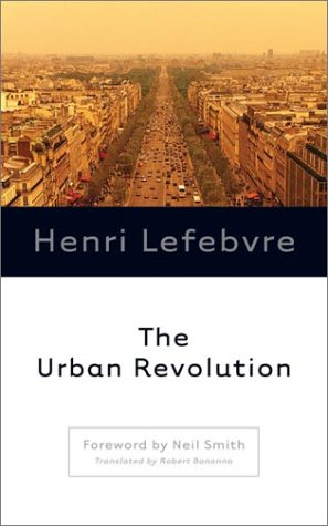 Urban Revolution   2003 edition cover