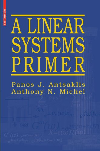 Linear Systems Primer   2007 edition cover