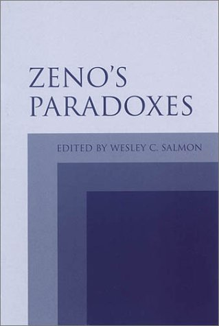 Zeno's Paradoxes   2001 (Reprint) edition cover