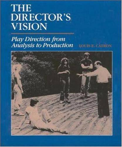 Director's Vision Play Direction from Analysis to Production  1989 edition cover