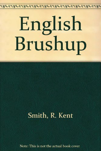 English Brushup 1st 9780944210604 Front Cover