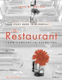 Restaurant From Concept to Operation 7th 2014 edition cover