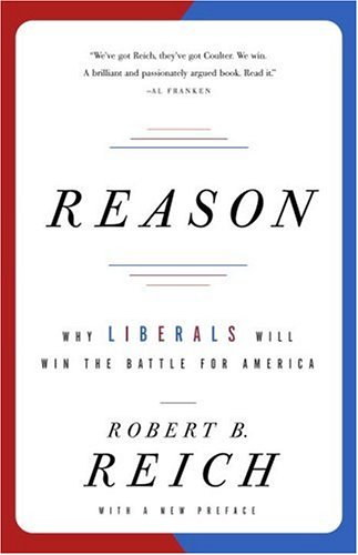 Reason Why Liberals Will Win the Battle for America  2005 edition cover