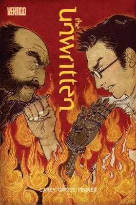 Unwritten Vol. 6: Tommy Taylor and the War of Words   2012 9781401235604 Front Cover
