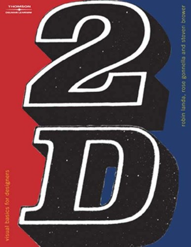 2d Visual Basics for Designers  2007 edition cover