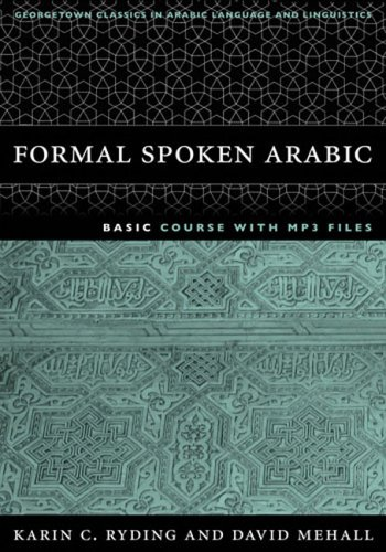 Formal Spoken Arabic Basic Course with MP3 Files 2nd 2005 (Revised) edition cover
