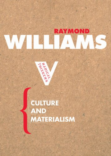 Culture and Materialism   2005 edition cover