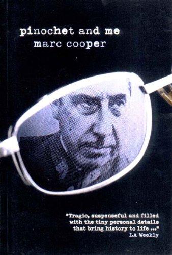 Pinochet and Me A Chilean Anti-Memoir  2002 edition cover