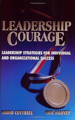 Leadership Courage 1st edition cover