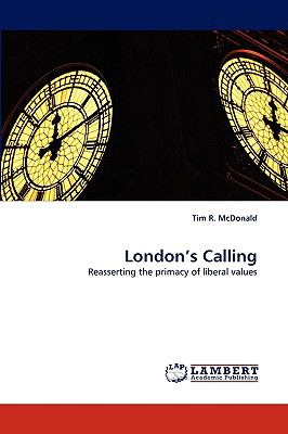 London's Calling N/A 9783838316604 Front Cover