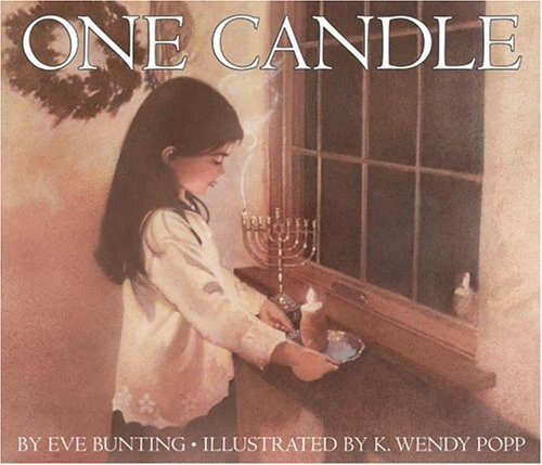 One Candle  N/A 9780060085605 Front Cover